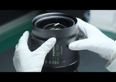 Premista Series – FUJINON Cine Lens Craftsmanship / FUJIFILM