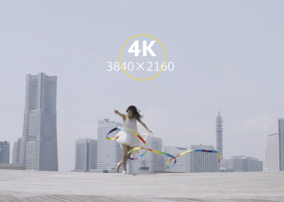 4K映像制作を現実に #01 : 4Kワークフロー概論