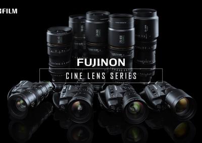 FUJINON XK Lens Official Introduction movie / FUJIFILM